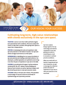 Eye Care Leaders Overview