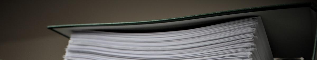 Optometrist Paperwork