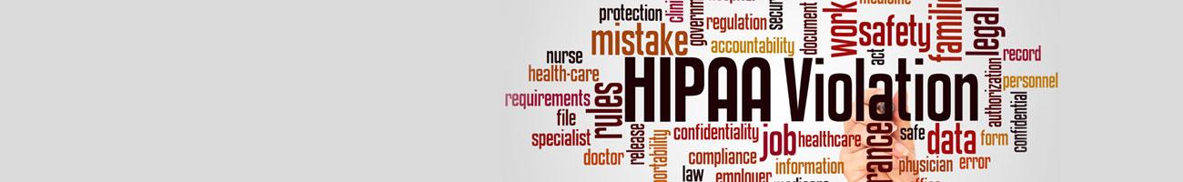 10 Common HIPAA Violations
